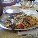 Spaghetto Vongole, buonissimo🍴