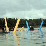 Snorkel nas Piscinas Naturais de Tassimirim