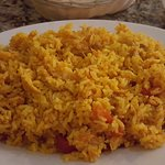Arroz con pollo... try and find the chicken!