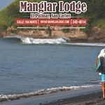 You can find plenty of good spots around Manglar Lodge. at El Palmar there are 4 spots just a co