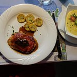 Saltimbocca mit Zitronenrisotto