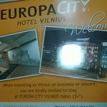Photo of Europa City Hotel
