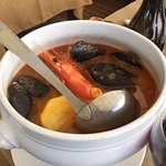 fisherman's pot - very large portion