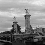 Pont sur la seine ...