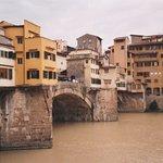 Famous Ponte Vecchio!