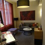 Adina Apartment Hotel Berlin Checkpoint Charlie Foto