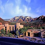 The Best Western Plus Arroyo Roble Hotel. Located in the heart of Uptown Sedona.