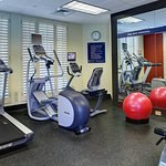 24-Hour Fitness Room, Complimentary Access