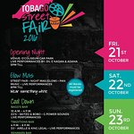 Tobago street fair--a cultural and culinary experience