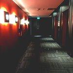 Hallway of our floor.