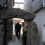 Smugglers Arch n St Ives