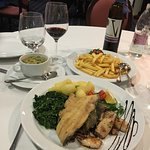 Dinner was good!:)