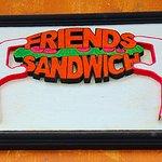 Bilde fra Friends Sandwich