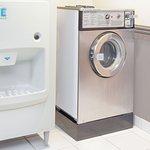 Laundry/Ice Facilities