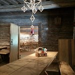 Kolu tavern inside seating
