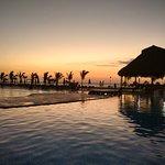 Sunset en Royal Decameron Punta Sal