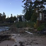 Foto di Glidden Lodge Beach Resort