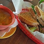 Great Soups and Sandwiches