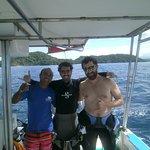 SCUBA Diving at Summer Salt Dive Center Foto