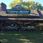 The Pottery House Cafe and Grille