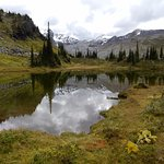 Foto de Selkirk Mountain Experience Lodge: Durrand Glacier