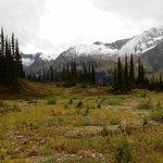 Фотография Selkirk Mountain Experience Lodge: Durrand Glacier