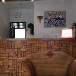 Melati View Hotel - transit semalam - lobby