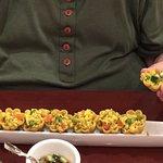 Kra-Tong Thong Appetizer. Yum!