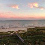 The Beach Area from Condo 807