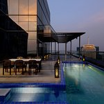 Pool at the Royal Suite