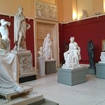 Some interesting pieces including ancient sculptures