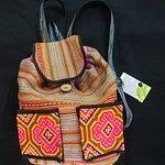 Sapa O'Chau handmade bag