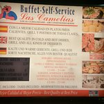 Bilde fra Buffet Las Camelias