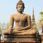 Gehören zu den schönsten Buddha's in Thailnand