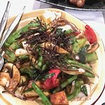 Mixed seafood and veggies YUM