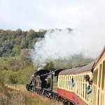 A double header on the NYMR Steam service from Gosforth