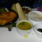 Taste of India Fijian Fish curry