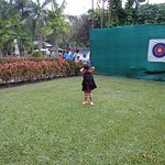 Archery ground
