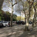 Photo de Radisson Blu Hotel, Madrid Prado