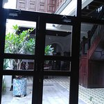 hotel is in a refurbished shop house in Penang and the owners kept the some of the areas origina