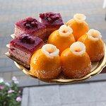 это не пирожные-это шедевры кулинарного искусства