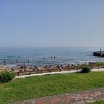 Jedna z pláží