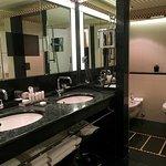 Double room. Bathroom