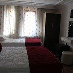 Dara Hotel Istanbul Foto