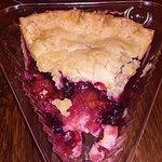 Cherry pie at Cherry Republic in Traverse City