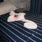 this was the bed i was in