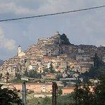 Antiqua tour - hill town south of Rome
