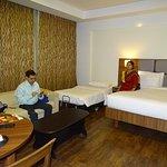 Suite room no: 513