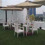 Roof Terrace Tables