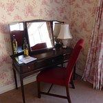 A lovely corner in room 15.